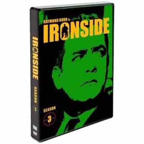 Ironside: Season 3 [7 Discs]