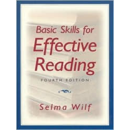 Basic Skills for Effective Reading / Edition 4
