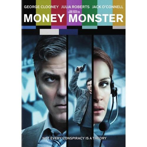 Money Monster [DVD] [2016]