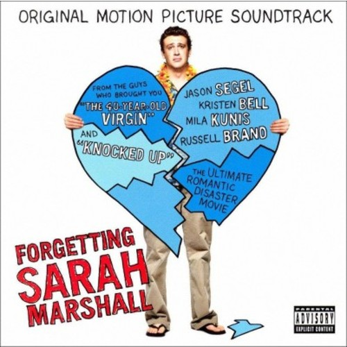 Forgetting Sarah Marshall [Original Motion Picture Soundtrack] [CD] [PA]