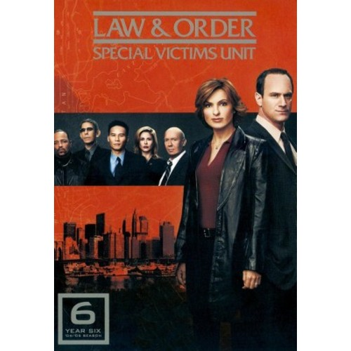 Law & Order: Special Victims Unit - Year Six [5 Discs]