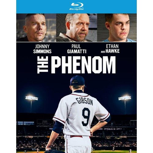 The Phenom [Blu-ray] [2016]