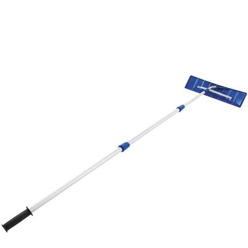 Snow Joe Roofer Joe 21' Twist-N-Lock Telescoping Snow Shovel