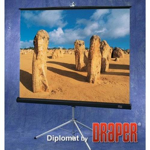 Draper - Diplomat Projection Screen - 136