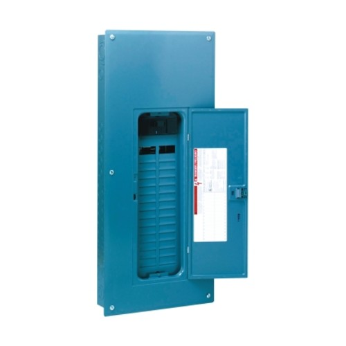 Square D Homeline 200 amps 30 space 60 circuits 120/240 volts Plug-In Single Pole Main Breaker L(HOM
