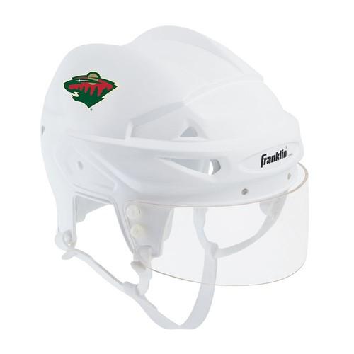 Franklin Minnesota Wild Mini Player Helmet