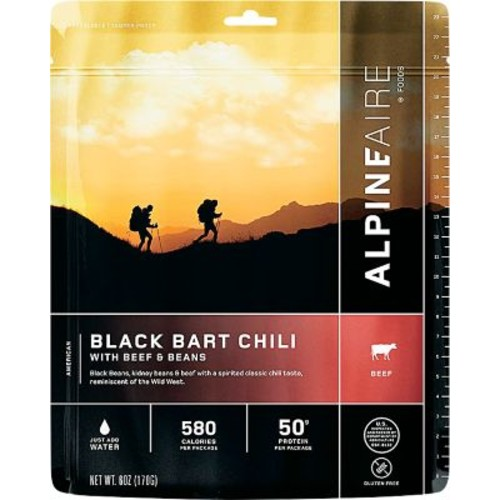 Black Bart Chili with Beef & Beans - 2 Servings