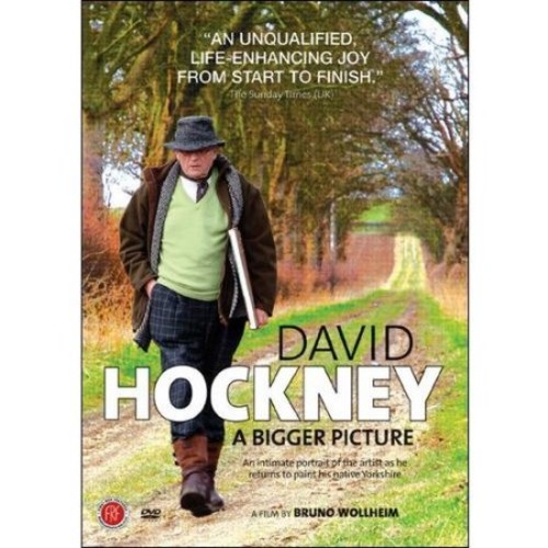 David Hockney: A Bigger Picture [DVD] [2009]