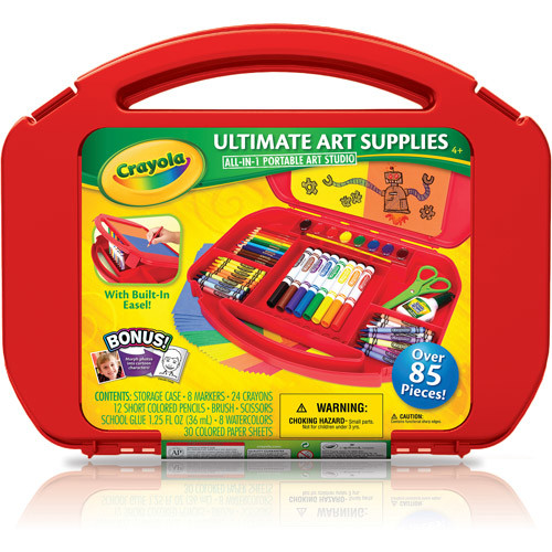 Crayola Ultimate Art Case with Easel