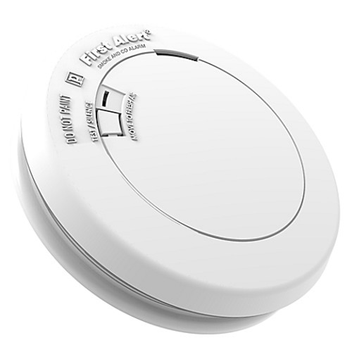 First Alert 10-Year 2-in-1 Smoke and Carbon Monoxide Alarm