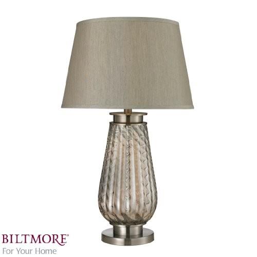 Dimond Lighting D2438 Moro Table Lamp, Brushed Steel