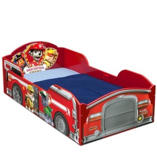 Nick Jr. Paw Patrol Wooden Toddler Bed
