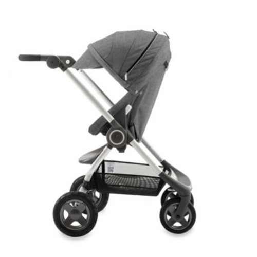Stokke Scoot Stroller in Black Melange