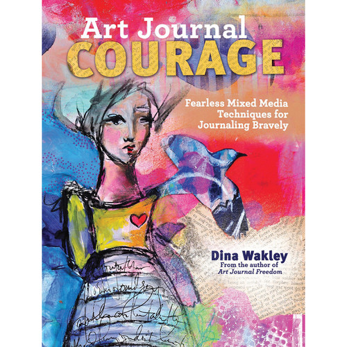 North Light Books-Art Journal Courage