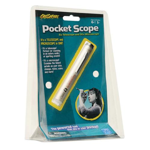 Educational Insights GeoSafari Pocket Scope