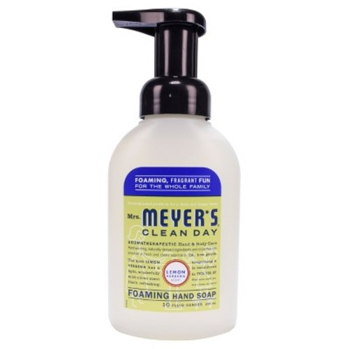 Mrs. Meyer's Lemon Verbena Foaming Hand Soap - 10 fl oz