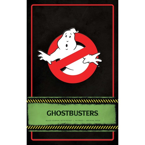 Ghostbusters Ruled Journal