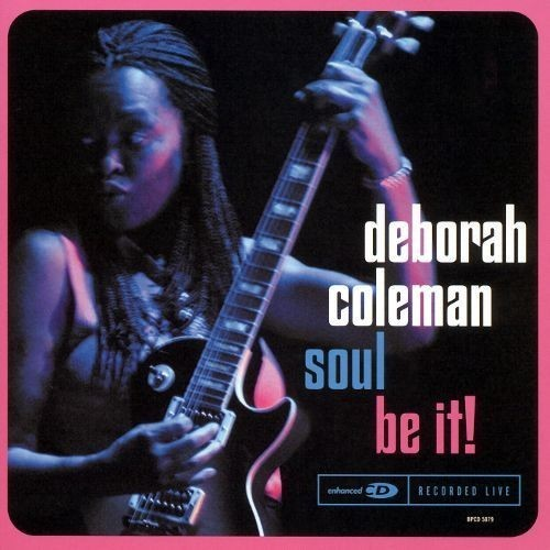 Soul Be It [CD]