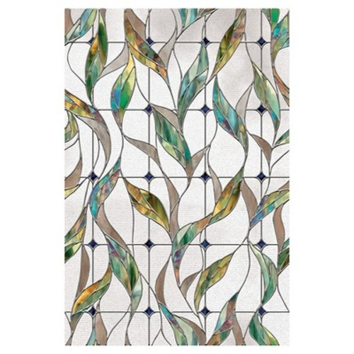 Artscape 24 in. x 36 in. Veranda Decorative Window Film