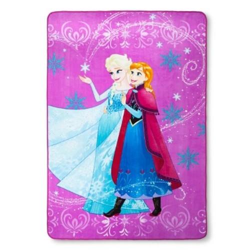 Frozen Bed Blanket (Twin) - Disney
