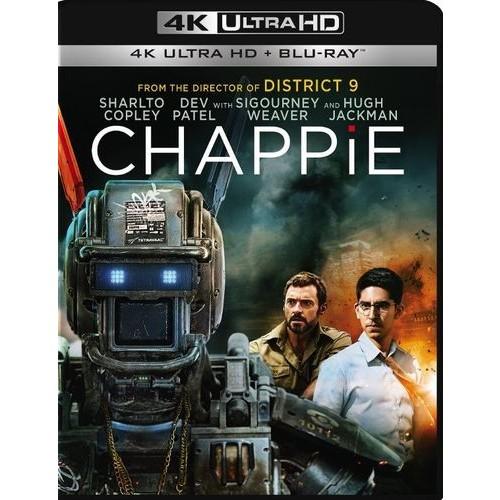 Chappie [4K UHD] [Blu-Ray]