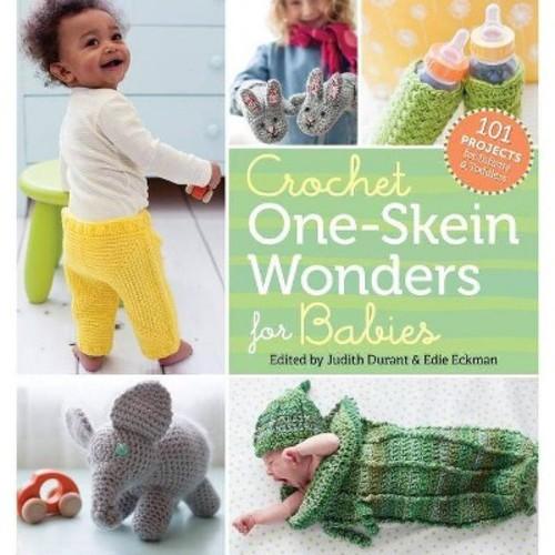Storey Pub Crochet One Skein Wonders For Babies Bk