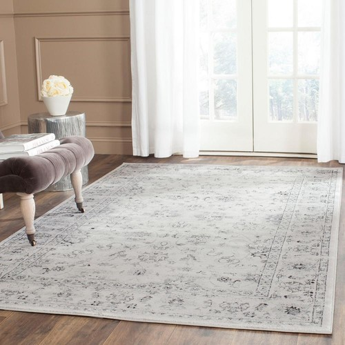 Safavieh Vintage Grey/Ivory 4 ft. x 5 ft. 7 in. Area Rug