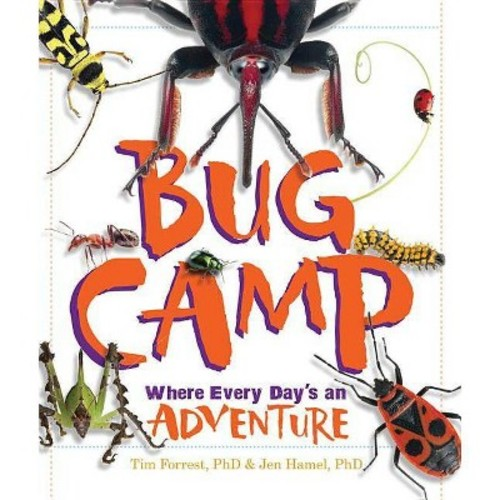 Bug Camp: Where Every Day's an Adventure (Hardcover)