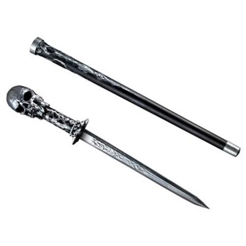 Halloween Skull Cane Sword