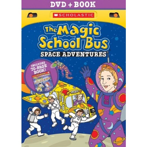 The Magic School Bus: Space Adventures (DVD)