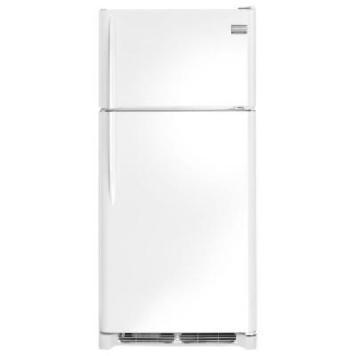 Frigidaire Gallery 18.1 cu. ft. Top Freezer Refrigerator in Pearl, ENERGY STAR