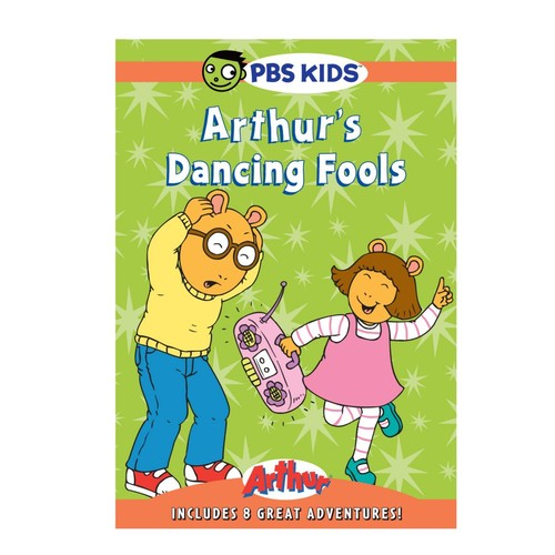 PBS Arthur Dancing Fools DVD