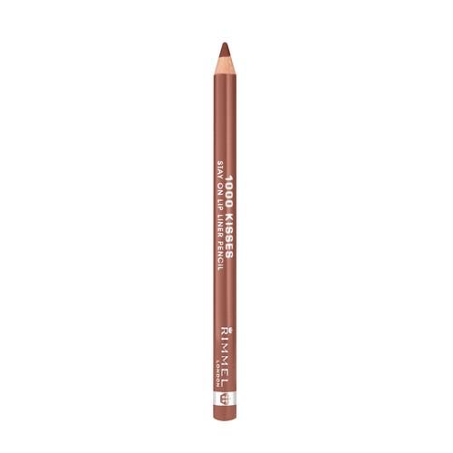 1000 Kisses Stay On Lip Liner Pencil, Cafe Au Lait 045, 0.04 oz (1.2 g)