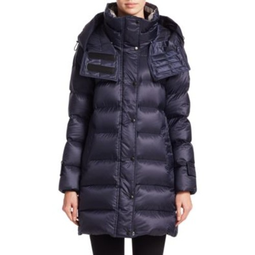 BURBERRY Strettingham Puffer Coat
