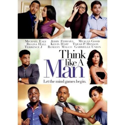 Think Like a Man (Includes Digital Copy) (UltraViolet) (dvd_video)