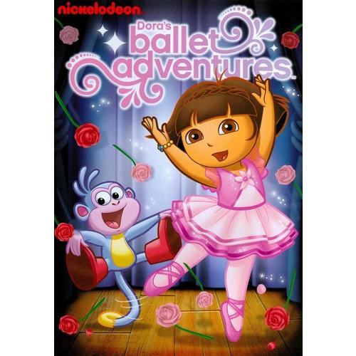 Dora the Explorer: Dora's Ballet Adventures [DVD]