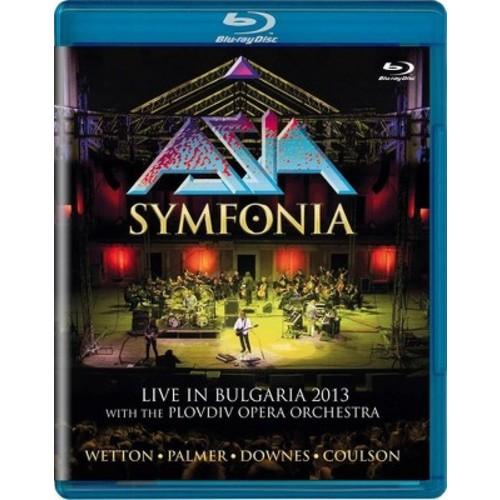Symfonia: Live in Bulgaria 2013 (Blu-ray)