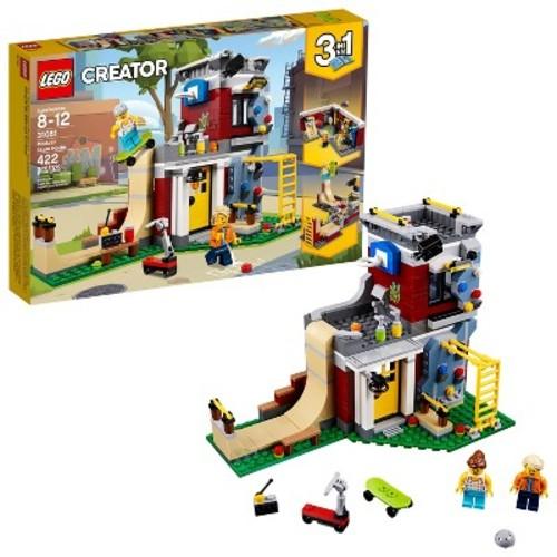 LEGO Creator Modular Skate House 31081