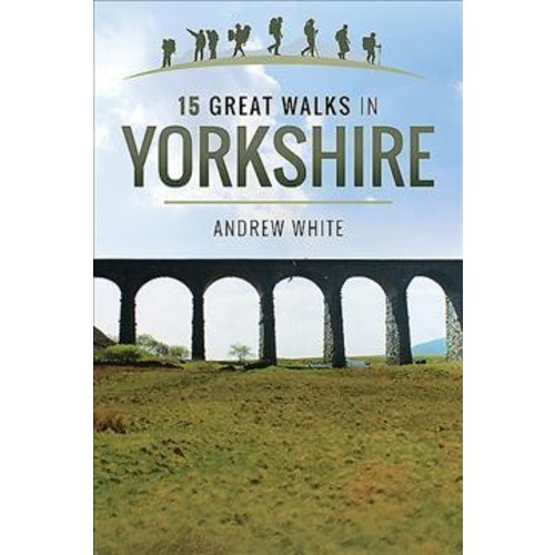 15 Great Walks in Yorkshire (Paperback) (Andrew White)