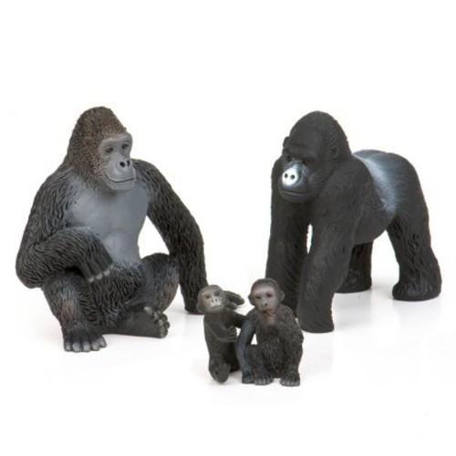 TERRA Gorilla Family Figure Set