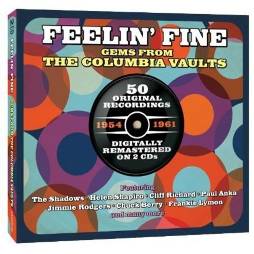 Feelin' Fine: Gems from Columbia Vaults [CD]