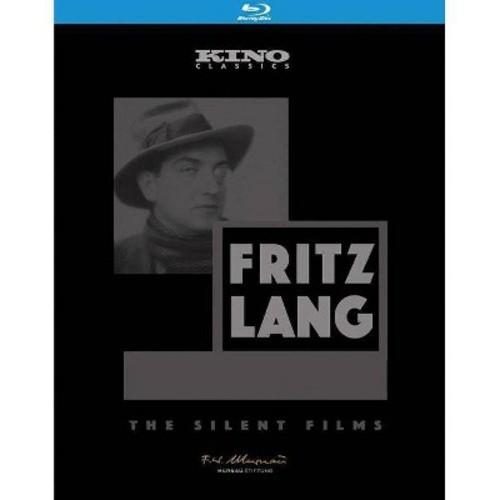 Fritz Lang:Silent Films (Blu-ray)