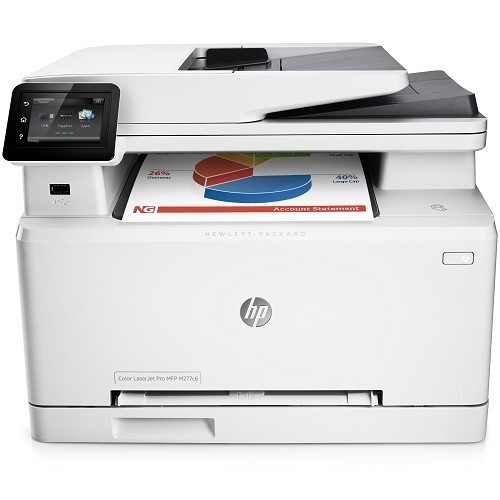HP Inc. Color LaserJet Pro MFP M277c6 (B3Q17A#BGJ)