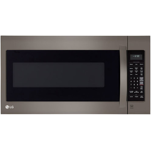 LG 20 cu ft Over the Range Microwave Oven with EasyClean and Sensor Cook JCPenney