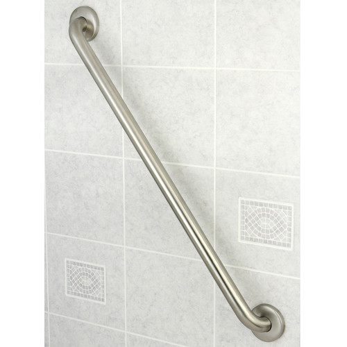 ADA-compliant 30-inch Stainless Steel Grab Bar