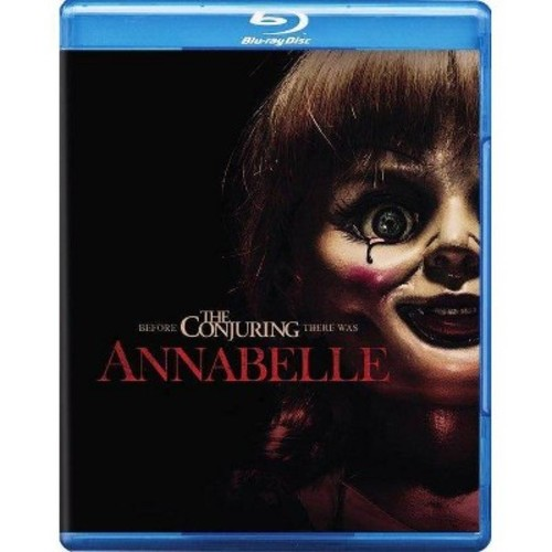Annabelle (Blu-ray + DVD)