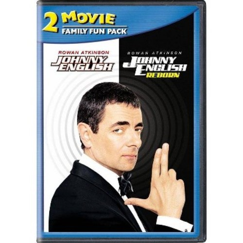 Johnny English 2-Movie Family Fun Pack [DVD]