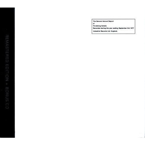 The Second Annual Report of Throbbing Gristle [CD]