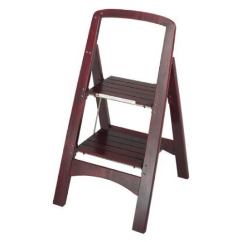 Cosco 2 Step Rockford Wood Step Stool