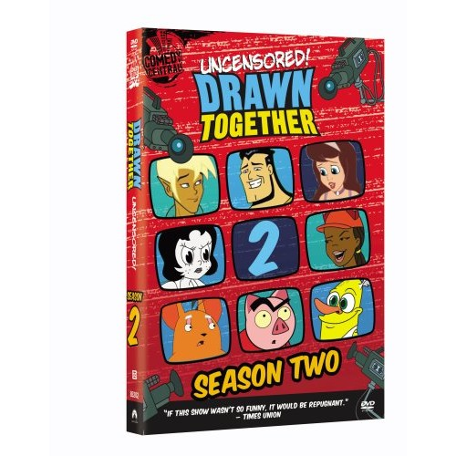 Drawn Together - Season Two Uncensored